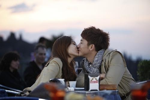 Eugene and Ki Tae Young