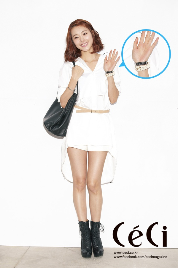 [Ceci] Celebs Love to Mix & Match Bracelets for That Extra Touch