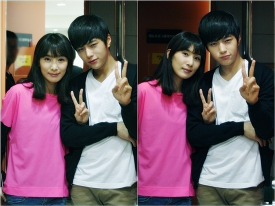 Infinites L and Actress Kim Seo Hyung Look like BrotherInfinite L And His Brother