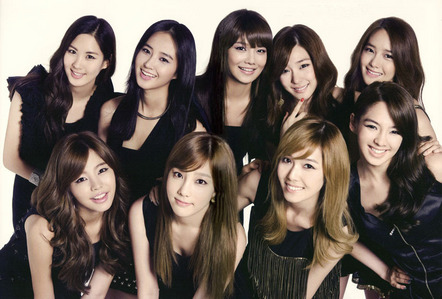 Girls' Generation and Jang Geun Suk Spotted at Korean Airports on April 3