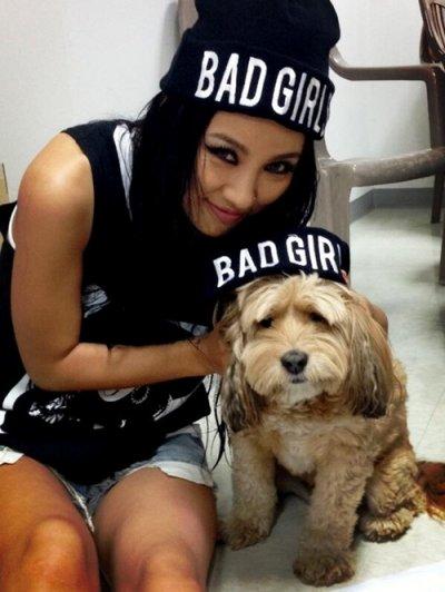Lee Hyori and Soon Shin Bad Girls