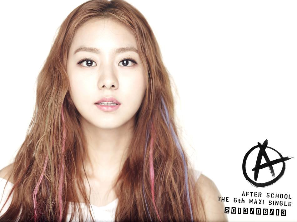 Uee After School 6th Maxi Single