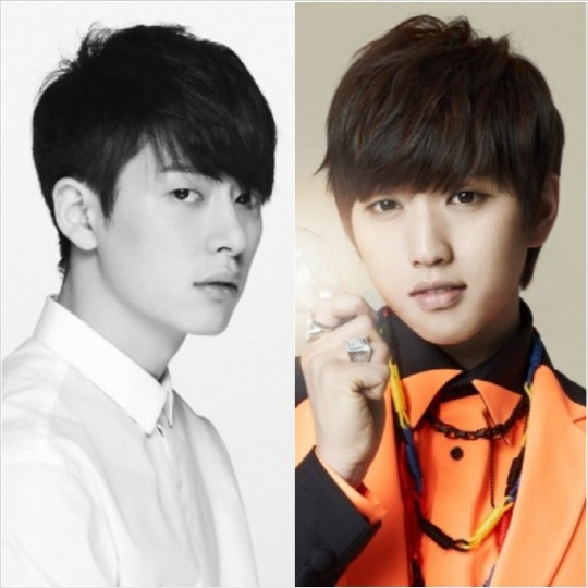 "Boyfriend's Donghyun and B1A4's Sandeul Cast for ""The Thousandth Man"" Musical"