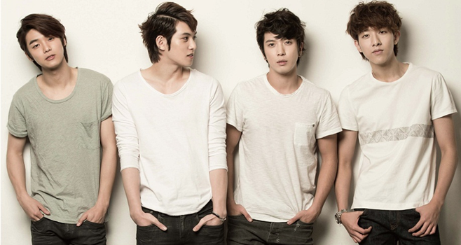 CNBlue Appears in a Thai Textbook, Jung Yong Hwa Shares His Thoughts