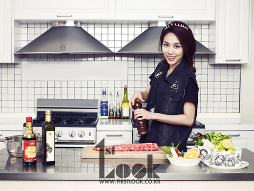 miss A's Fei Prefers Hunan Style Spicy Snake Soup