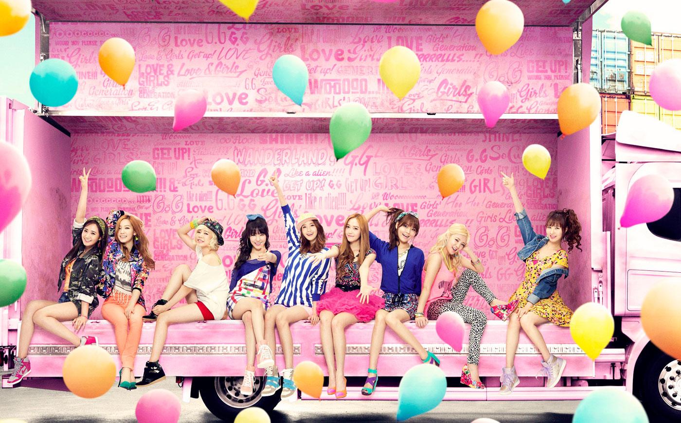 0625 girls generation love girls