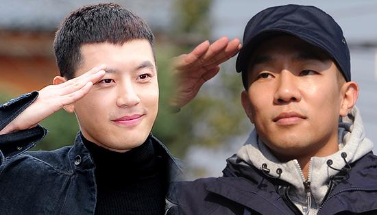 0626 se7en and sangchu military