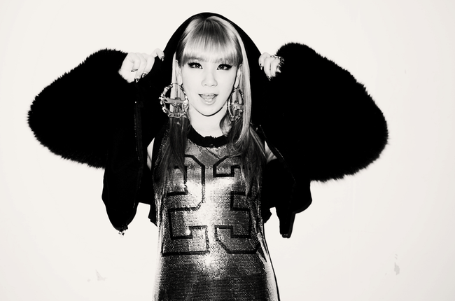 2NE1 CL the star feature