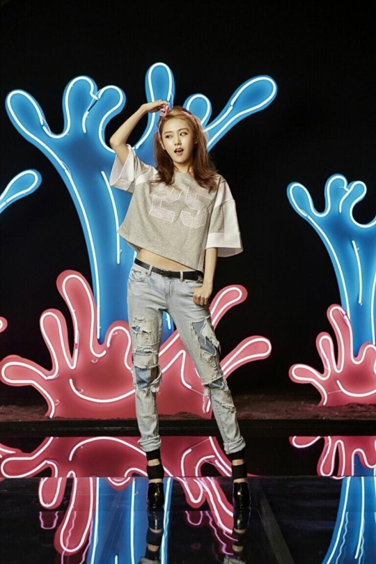 4minute gayoon water