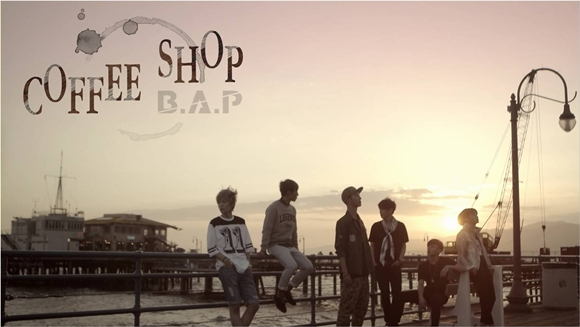 B.A.P Coffee Shop 2