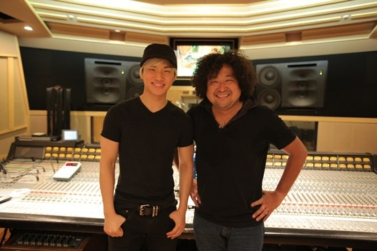 "Big Bang's Daesung Works with World Famous Violinist for 1st Japanese Single ""I Love You"""