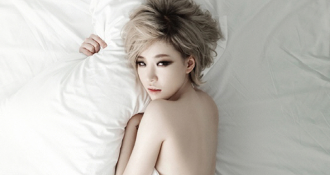 Ga In Looks Like an Island Goddess for Ceci Magazine
