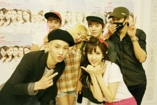 Girls' Generation Seohyun Reveals Picture Showing Her '91 Friends!