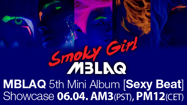 MBLAQ Ustream Live