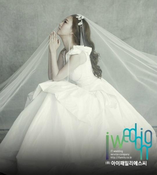 Jang Yoon Jung wedding 3