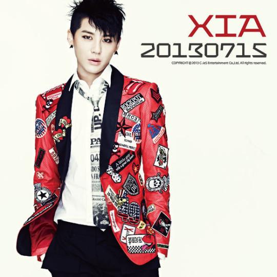 Junsu second album image teaser full