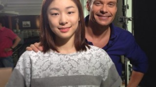 Kim yuna ryan seacrest main