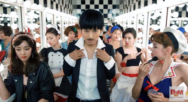 Lee Hyori Going Crazy MV