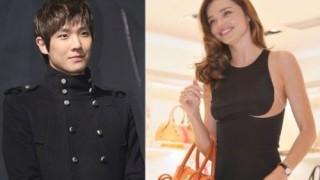 Lee Joon Miranda Kerr Main