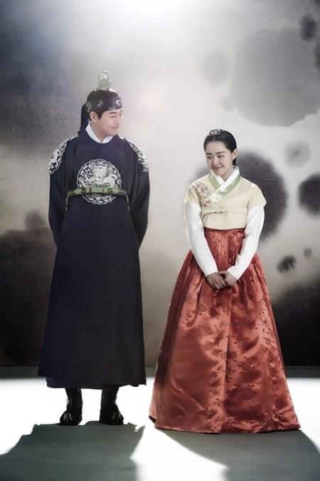Moon Geun Young and Lee Sang Yoon 2