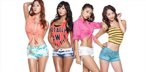 kpop girl group dating
