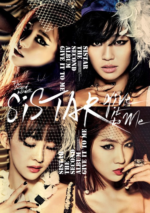 Sistar give it to me main