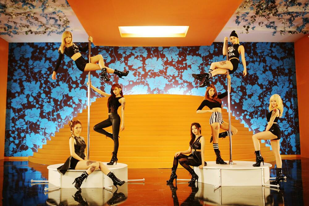 After school releases cctv extra of upcoming single first love soompi - After school nana first love ...