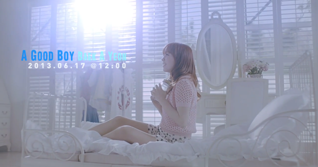 "Baek A Yeon Releases ""A Good Boy"" MV Teaser, Directed by BoA's Brother Kwon Soon Wook"