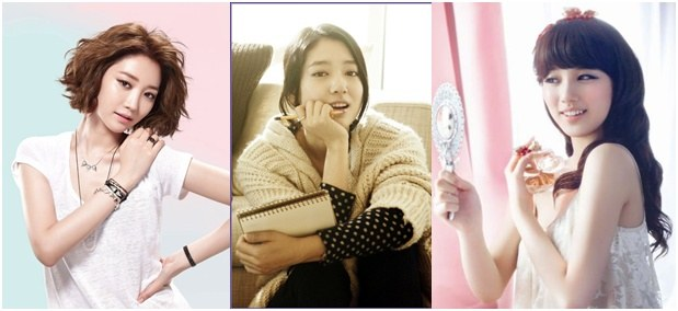The Next Kim Tae Hee, Song Hye Gyo, and Jun Ji Hyun