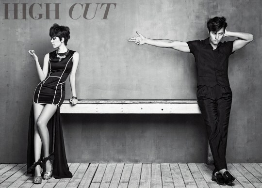 high cut han hyo joo jung woo sung 2