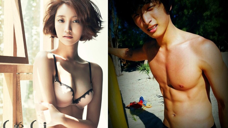 2AM's Jinwoon Talks About Showing Skin with Go Jun Hee