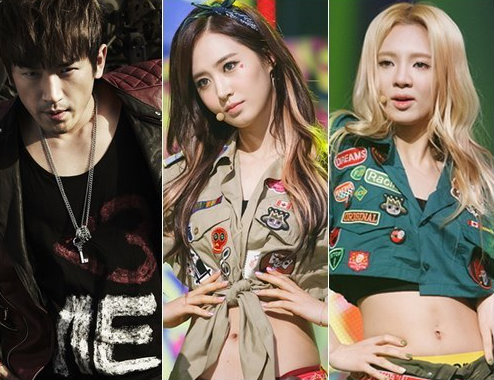 "Lee Min Woo, Yuri, and Hyoyeon to Join ""Dancing 9"" as Dance Masters"