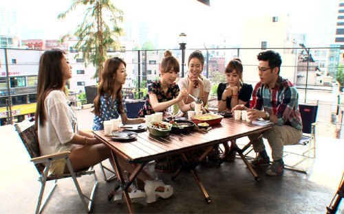 nine muses diet plan on star beauty show