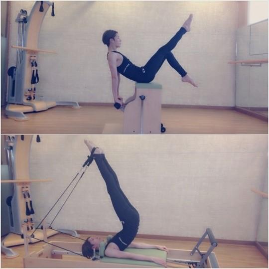 no min woo pilates 062713