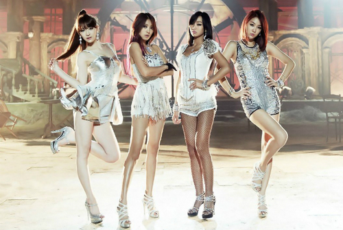 SISTAR Members Don't Want to Become Idols If They Were Born Again