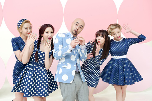 "Sunny Hill Releases Polka Song ""Darling of All Hearts"" MV Teaser"