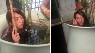 jungshin in a pot