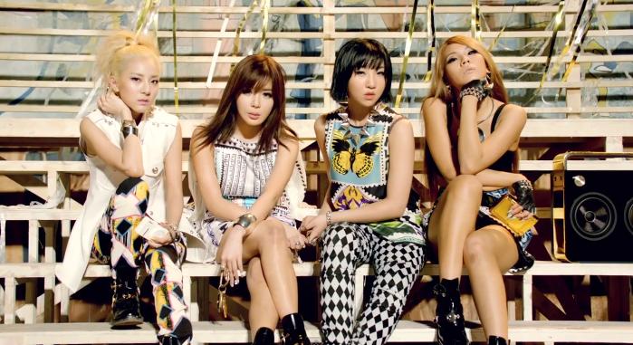 """2NE1 Is Back with """"Falling in Love"""" MV"""