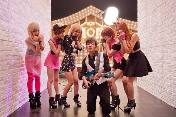 AOA Black Jung Sung Ho Moya MV