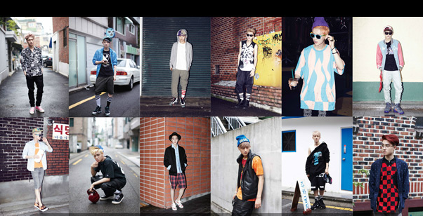 EXO Growl all