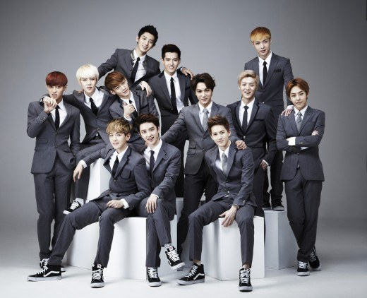EXO all