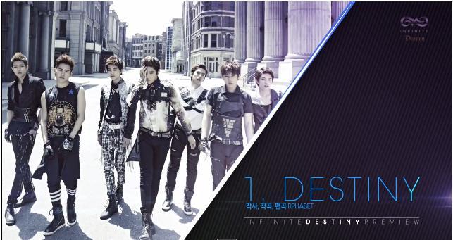 Infinite Destiny Audio Preview
