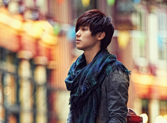 "CNBlue's Kang Min Hyuk Cast in ""The Heirs"""