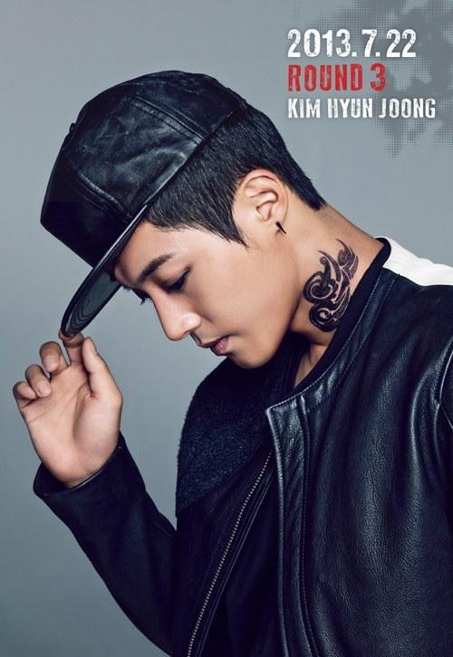 Kim Hyun Joong round 3 teaser image