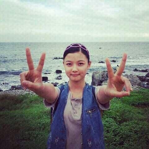 Kim Yoo Jung in the US