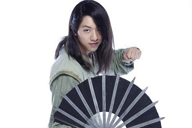 Lee Jung Shin as Si Woo