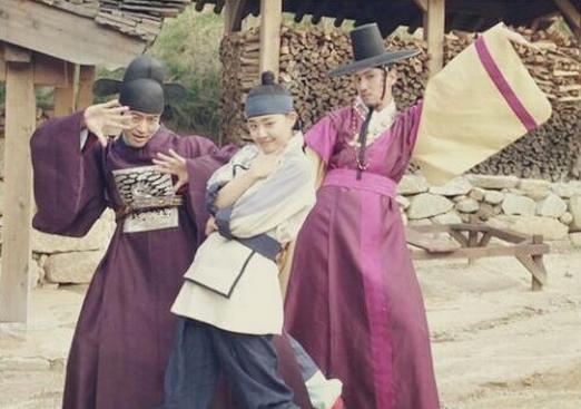Moon Geun Young, Lee Kwang Soo, Lee Sang Yoon, Goddess of Fire