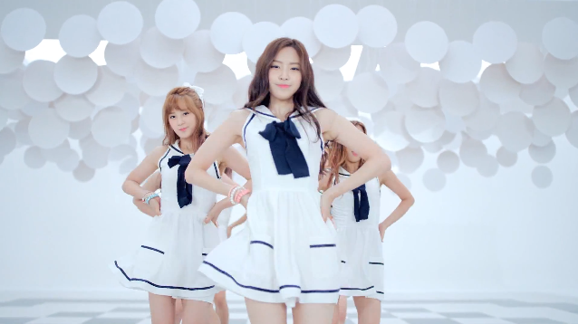 "A PINK Releases Dance Version Music Video for ""No No No"""