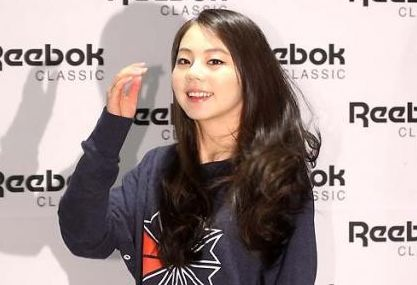 Sohee is 'Fashion Manager of the Day' for Reebok Classic Store Opening