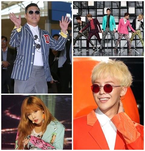 WMA kpop 2013